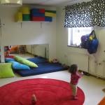 Lekrummet - på röda mattan är det sångstund varje dag klockan 10:30