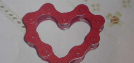 Bild lånad från: http://www.instructables.com/id/How-to-make-a-Valentine-out-of-Bicycle-Chain/