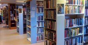 Bokavdelning