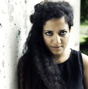 Athena Farrokhzad (Copyright/fotograf: Khashayar Naderehvandi)