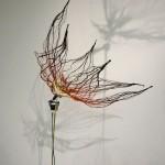 Flos Artificalis - motordriven skulptur
