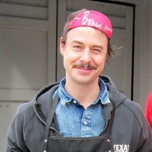 Joel Jansson, bagisbo och cykelmek.