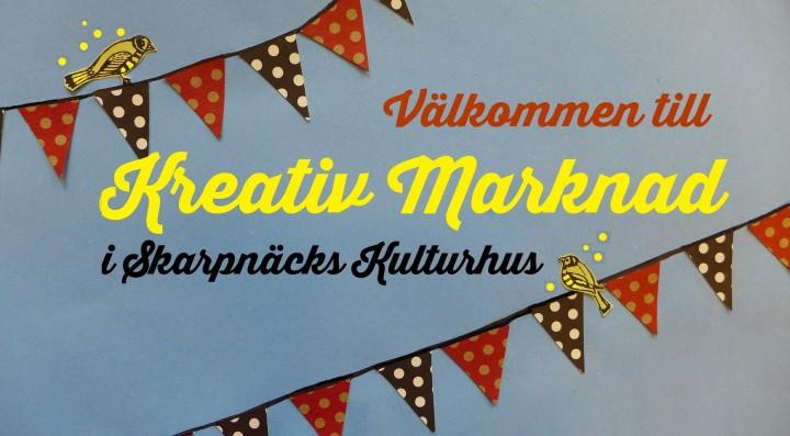 Kreativ marknad skarpnäck
