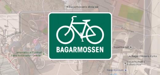 Cykelfeber Bagarmossen