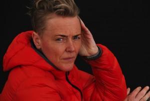Madeleine Grimhusen leder Eye to Eye på lördag, hon hoppas att många ska våga mötas.