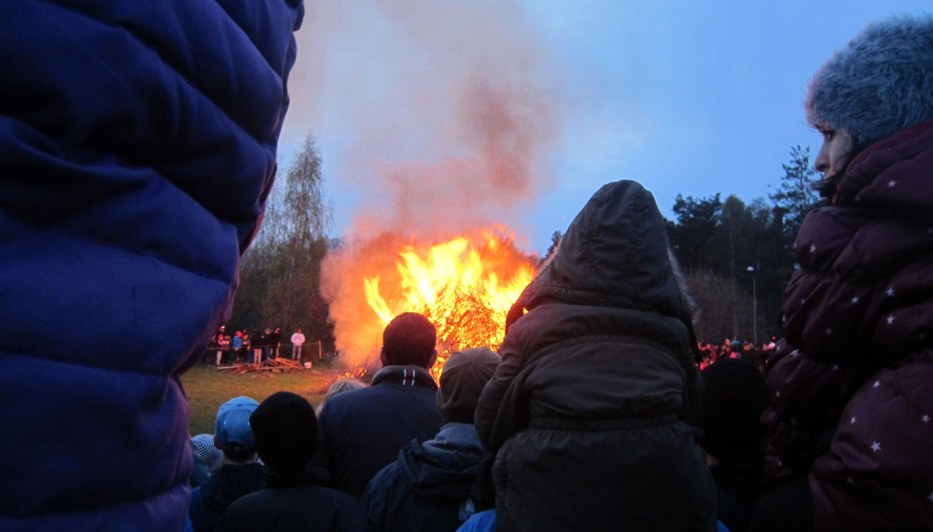 Har firar du valborg i stockholm 2009
