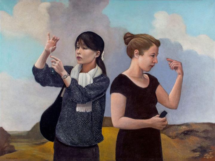Kvinnor och moln, av Torbjörn Länk