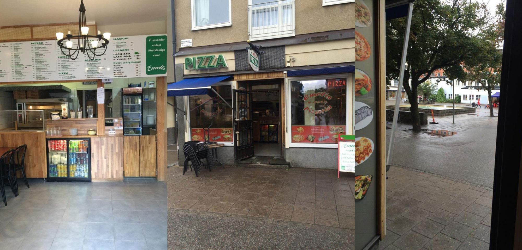 Blocket pizzeria till salu